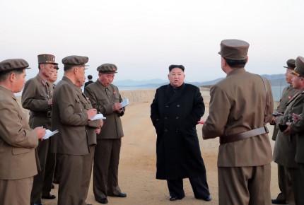 """Norcorea realizó pruebas de un """"arma táctica"""" ultramorderna"""