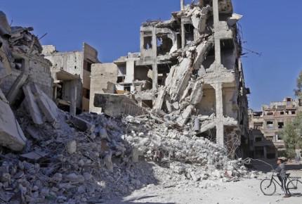 Ataques aéreos dejan 45 yihadistas muertos en Siria