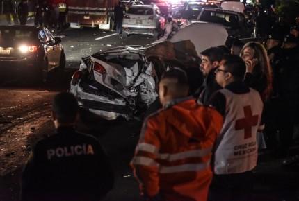Conductora de tráiler accidentado no habría alcanzado los frenos