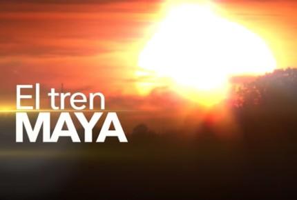 Antes de la consulta, AMLO promociona Tren Maya con spots
