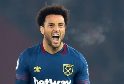 Doblete de Anderson pone al West Ham noveno de la Premier