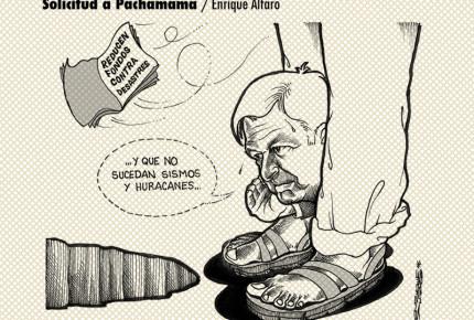MONERO | Solicitud a Pachamama