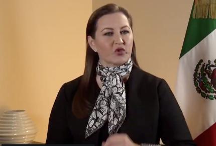 En Puebla triunfó la democracia, dice Martha Erika Alonso Hidalgo