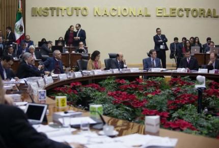 El INE sanciona a todos los partidos por anomalías financieras