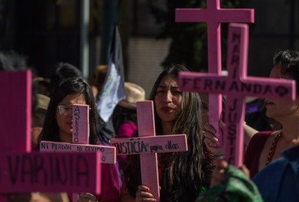 Instala Senado Comisión de seguimiento para feminicidios