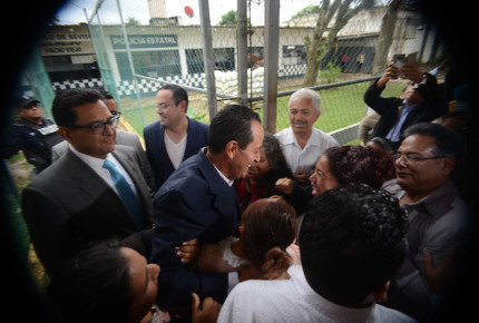 Arturo Bermúdez, exfuncionario de Javier Duarte sale de prisión