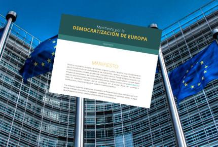 Más impuestos y una nueva arquitectura para la UE proponen intelectuales