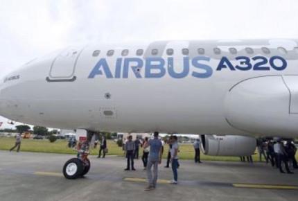 Airbus registra números rojos en el primer trimestre del año