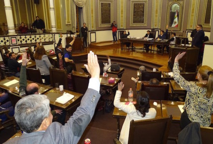 Puebla aprueba Presupuesto de Egresos por 91 mmdp