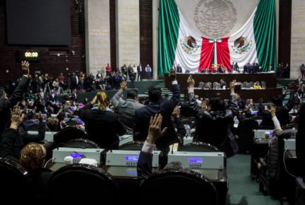 Diputados avalan varias reformas laborales en la LXIV Legislatura