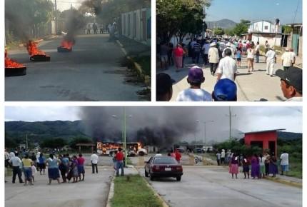 Suspenden elección extraordinaria en San Dionisio del Mar, Oaxaca