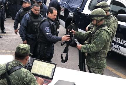 México y ONU firman convenio de capacitación a Guardia Nacional