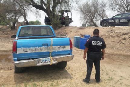 Detienen a presunto líder huachicolero en Edomex