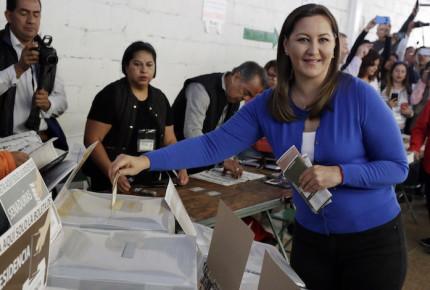Los pasos de Martha Erika Alonso, la primer gobernadora de Puebla