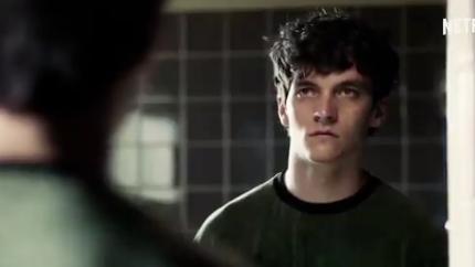 Netflix sorprende con tráiler de la cinta 'Black Mirror: Bandersnatch'