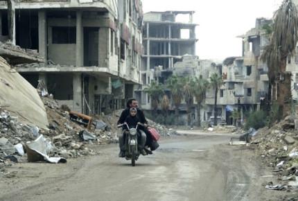 EU ya firmó orden de retirar sus tropas de Siria
