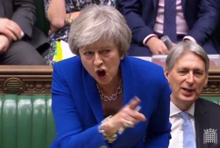¿May abre la puerta a un segundo referéndum sobre el Brexit?
