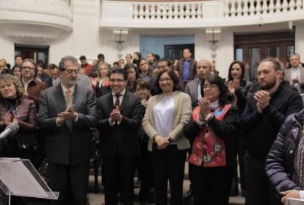 Nombran a titulares de unidades administrativas del Congreso CDMX