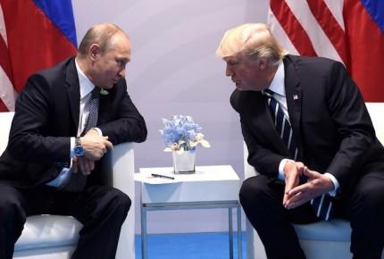 Documento revela que Putin pudo ayudar a Trump a ser presidente