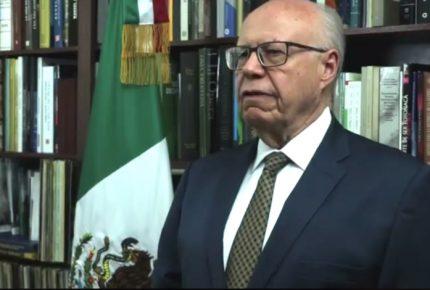 José Narro renuncia a la contienda del PRI y se va del partido