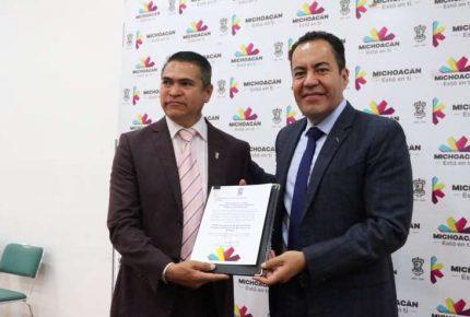 Michoacán nombra a titular de la Comisión de Búsqueda de Personas