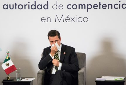 UIF denunciará a EPN si incurrió en actos de corrupción