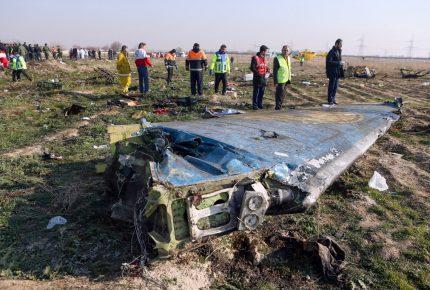 Irán descarta que caída de avión haya sido por misil