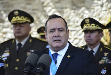 Guatemala anuncia ruptura diplomática con Venezuela