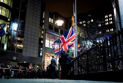 El rostro del adiós del Reino Unido a la Unión Europea
