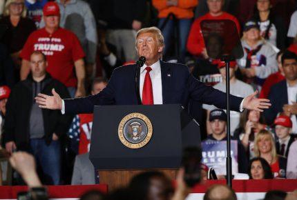 Trump: Con todo respeto, México está pagando por el muro