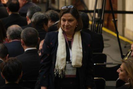 Martha Bárcena critica México por actuación sobre Nicaragua