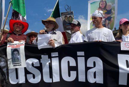 Marcha por la Paz cobra factura a Gabinete de Seguridad desdén de AMLO