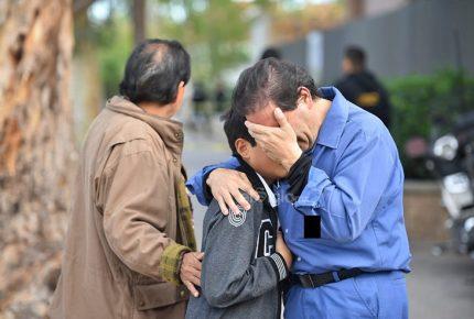 Dan último adiós al autor del tiroteo en Colegio Cervantes
