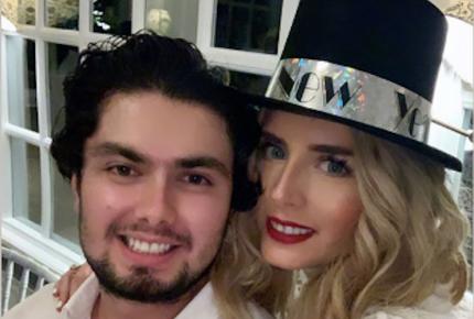 ¡Qué bonita familia! Tania Ruíz comparte foto con el hijo de EPN
