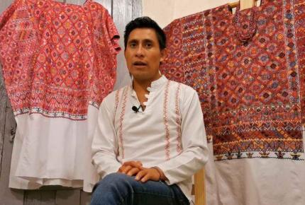 Diseñador indígena aclara participación en NY