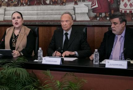 Ley de Justicia Cívica prevendrá delincuencia desde su inicio: Gertz Manero