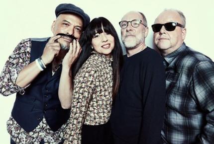 Los Pixies presentan tres temas inéditos