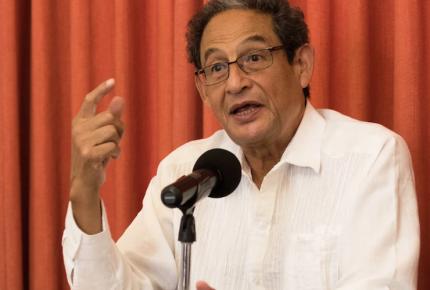 El periodista Sergio Aguayo es embargado por crítica a Moreira