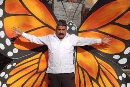 Michoacán: Hallan sin vida a defensor de la mariposa monarca