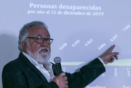 Cifra histórica de desaparecidos en México: suman 61 mil 637 casos