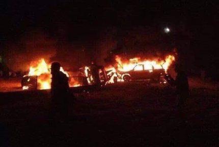 EU lanza nueva ofensiva contra convoy de milicia proiraní
