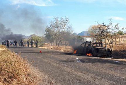 Reportan enfrentamiento entre civiles en Churumuco, Michoacán