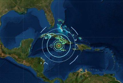Sismo de 7.3 sacude Cuba y Jamaica; descartan tsunami en QRoo
