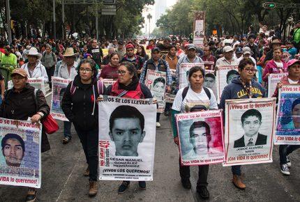 Vinculan a proceso a policía federal por Caso Ayotzinapa