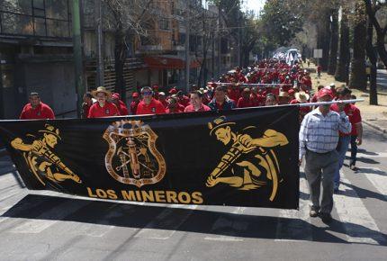 Dan amparo a sindicato Minero ante anomalías en elección