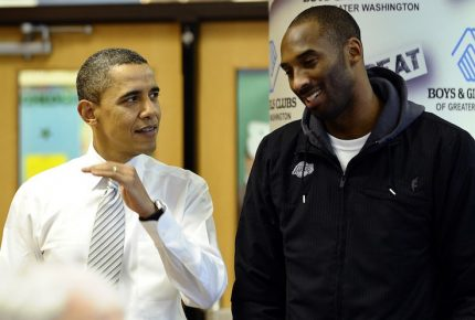 Trump, Obama y 'Shaq' afectados por la muerte de Kobe Bryant
