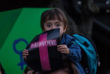 Aumenta feminicidio infantil en México