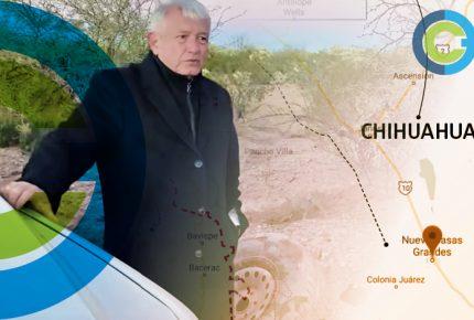 LA TRES | El misterio de la llanta ponchada de AMLO