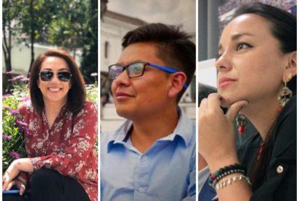 México da asilo político a ecuatorianos; ya vienen en camino