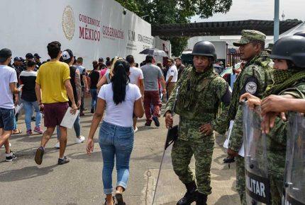 INM niega a ONGs ingresar a estancias... temporalmente